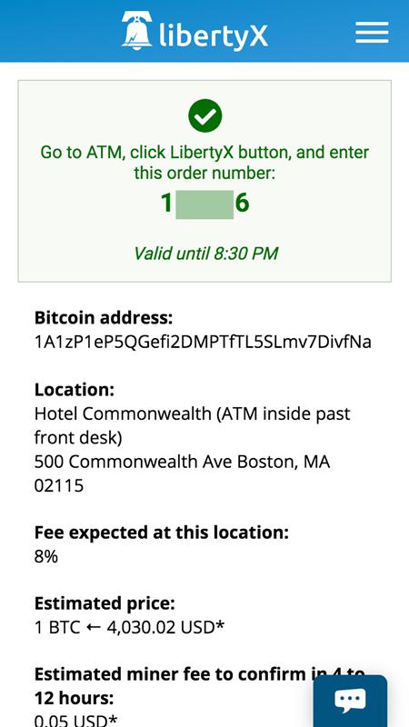 Buy btc with cash