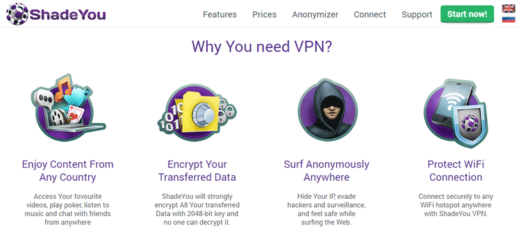 ShadeYou VPN Review
