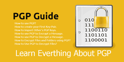 How to use PGP Key