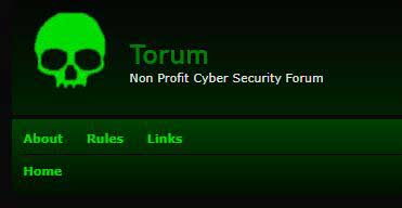 Torum Non profit hacking forum