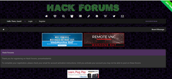 10 Best Deep Web Hacker Forums