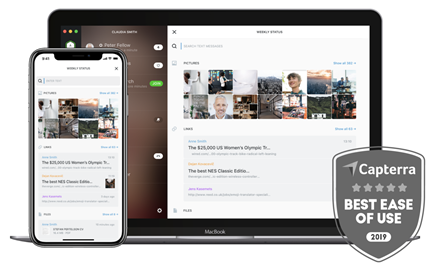 Wire Anonymous Communication APp